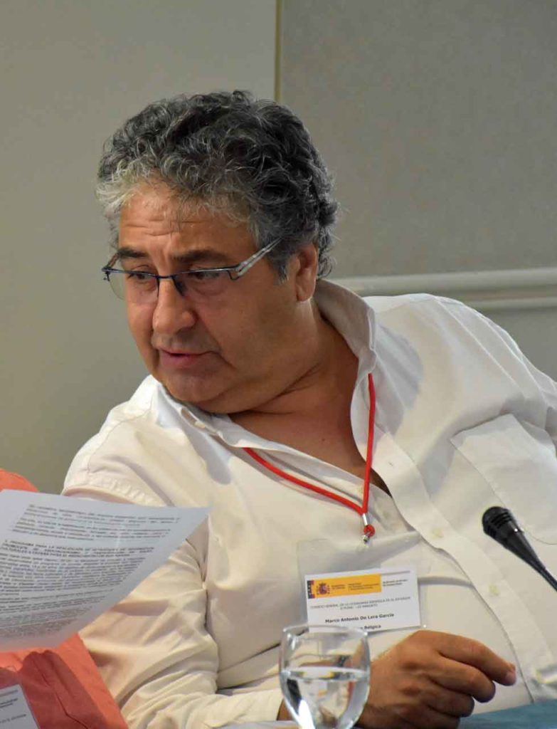 Marco Antonio de Lera García.