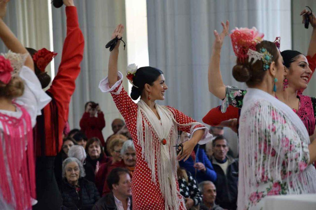 Ballet del Centro Cultural Andalucía.
