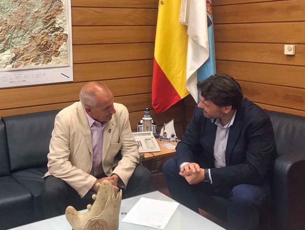Nicolás Miño y Antonio Rodríguez Miranda.