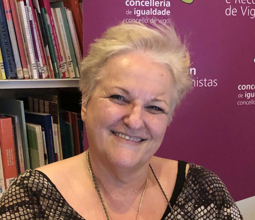 María Xosé Porteiro.