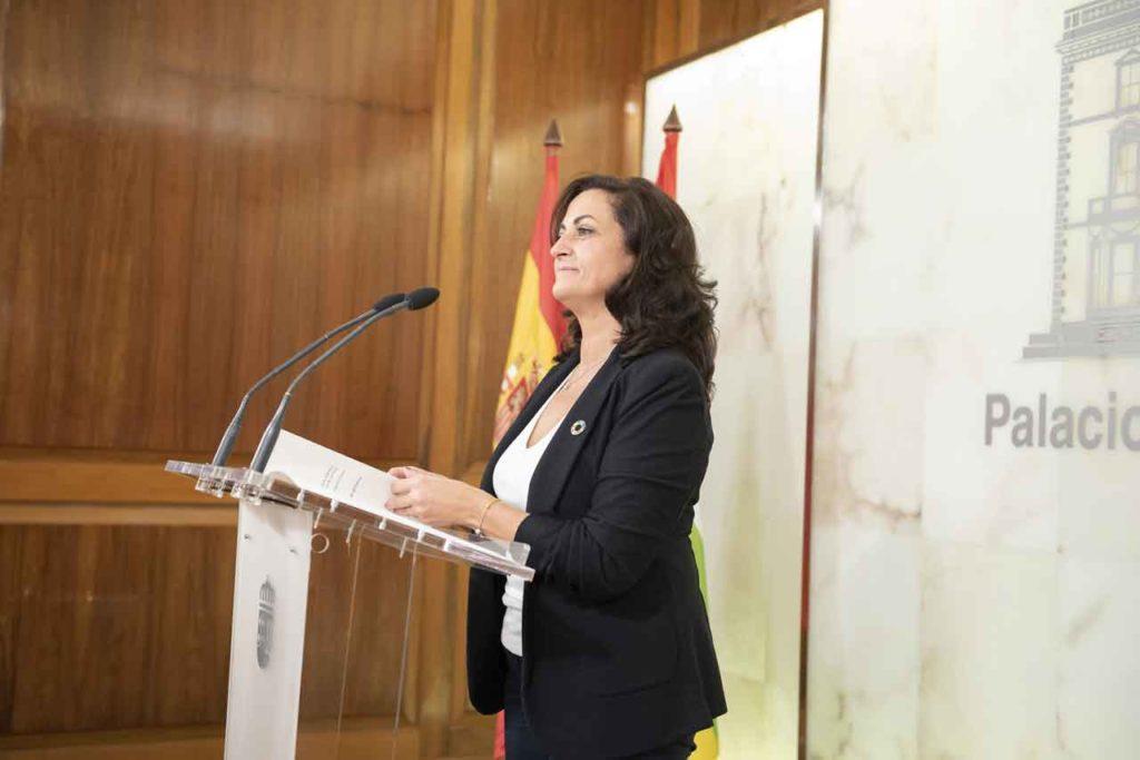 Concha Andreu, nueva presidenta de La Rioja.