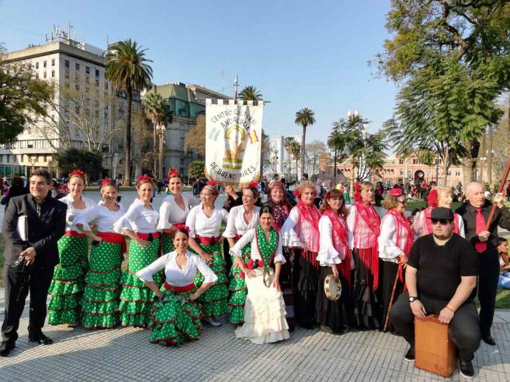 Los miembros de la entidad andaluza.
