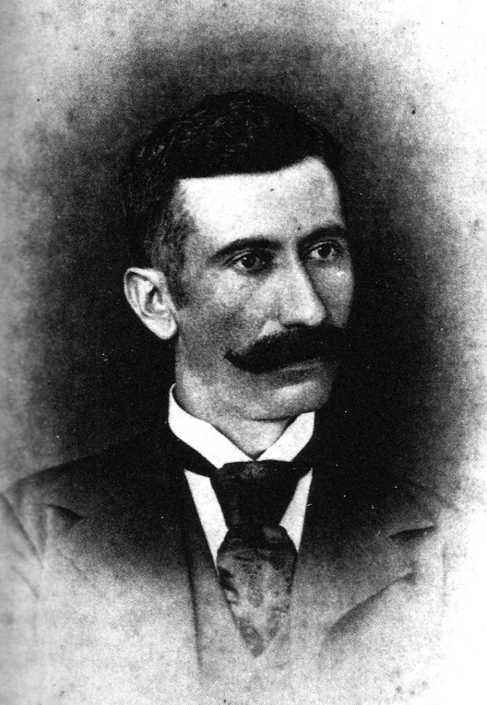 Luis Fellipe Gómez Wangüemert en 1896. Fuente: Manuel de Paz, «Wangüemert y Cuba», Centro de la Cultura Popular Canaria, 1991.