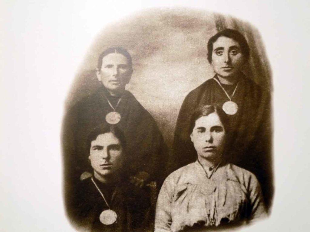 Las heroínas de Sálvora.