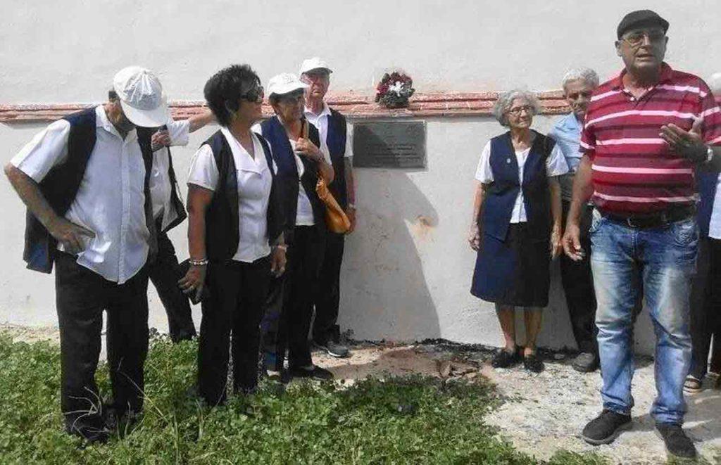 La comunidad canaria recordó en La Habana el centenario del naufragio del vapor «Valbanera» el 9 de septiembre de 1919.