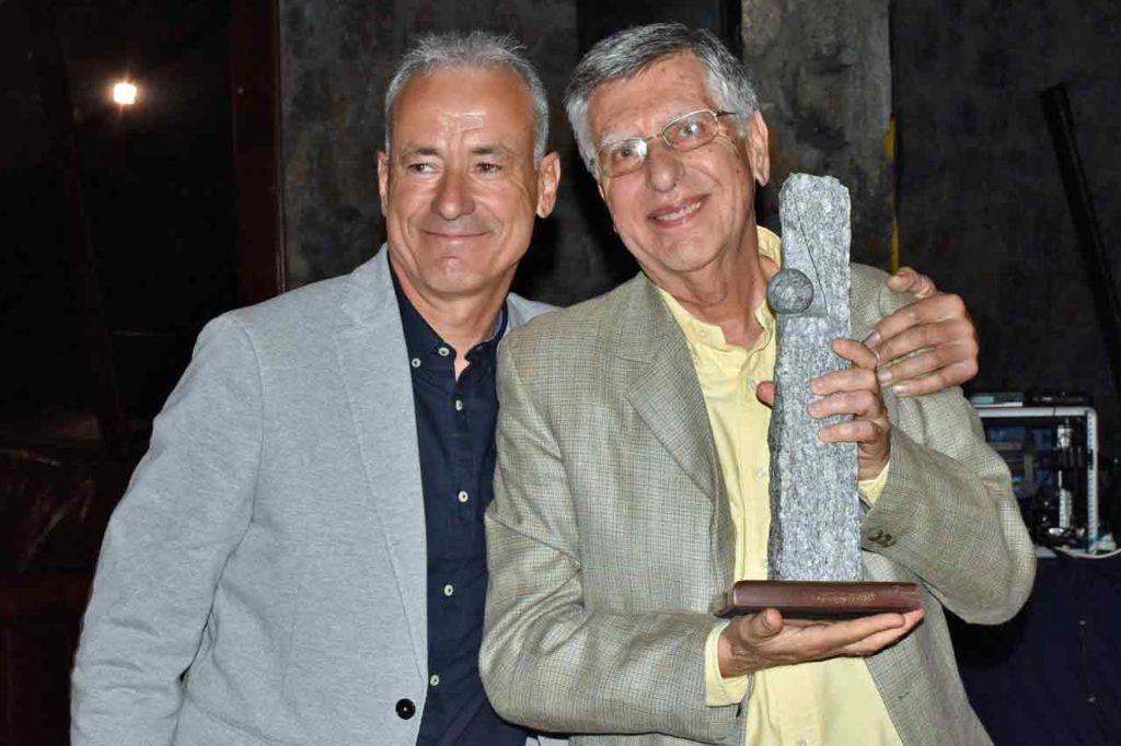 José Villaverde y César Antelo.