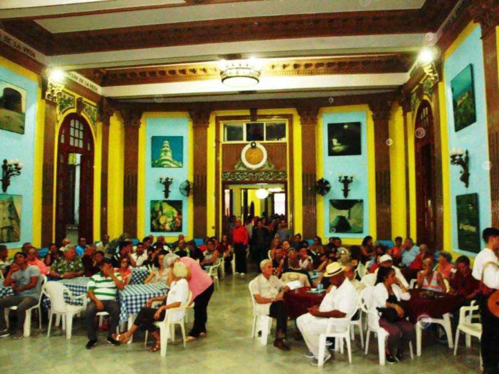 Asociación canaria en Cuba