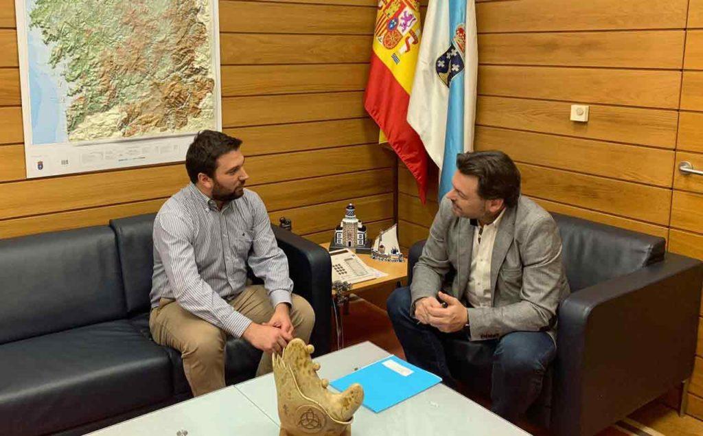 Ítalo Barassi Iglesias y Antonio Rodríguez Miranda.