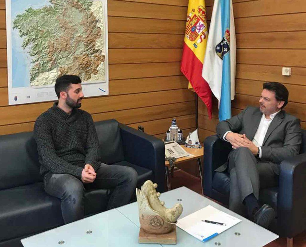 Francisco Álvarez y Antonio Rodríguez Miranda.