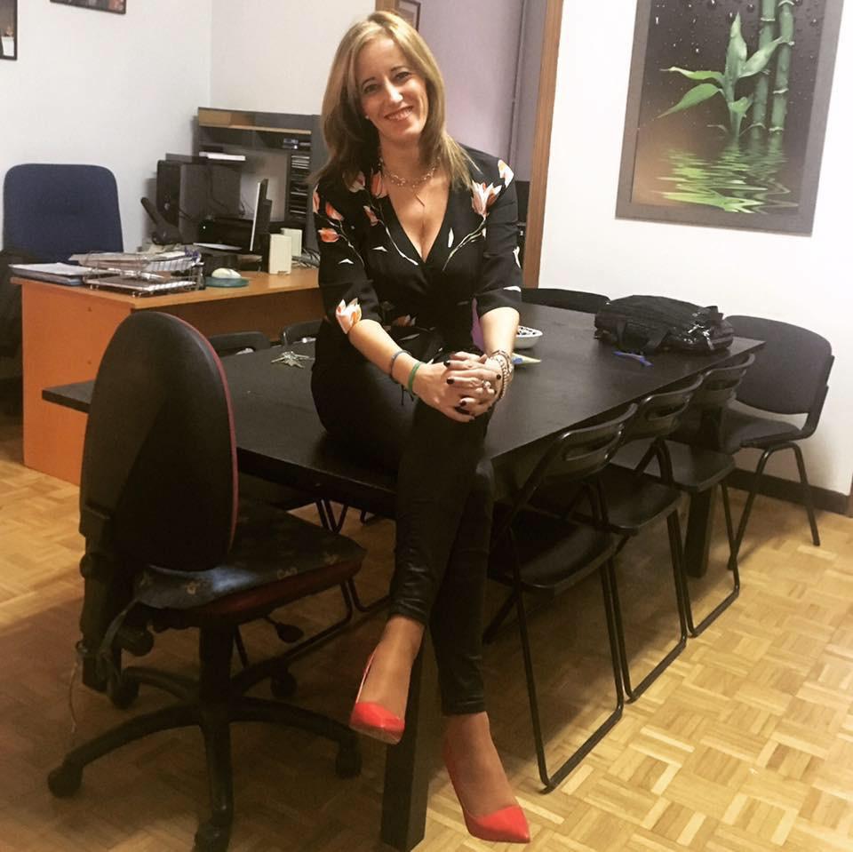 Eva María Foncubierta es presidenta de la Feaer desde marzo de 2013.
