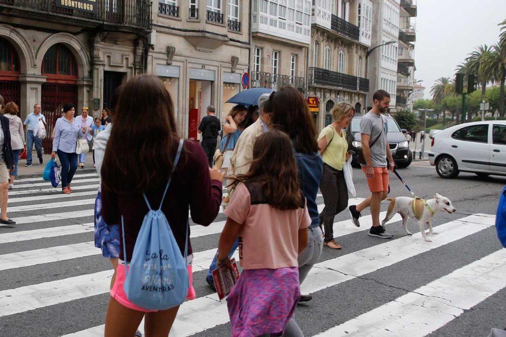 El padrón municipal de Galicia se sitúa en 2.699.499 personas a 1 de enero de 2019.