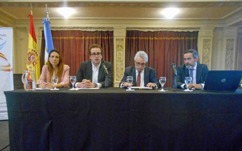 Lidia García, Juan Francisco Hernández, José Castro Navas y Manuel Diéguez.