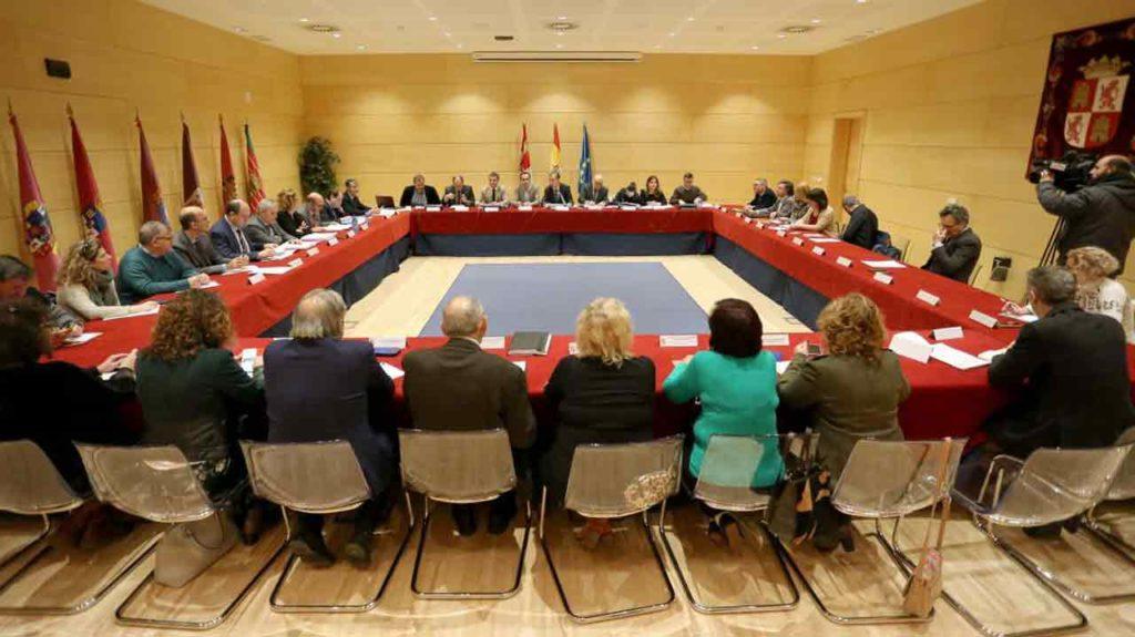 Reunión del Consejo de Políticas Demográficas.