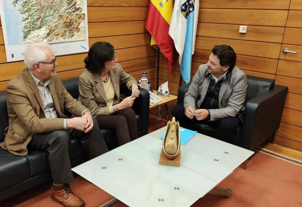 Maribel García Cano y Antonio Rodríguez Miranda.