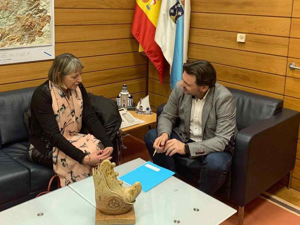 María Jesús Rodríguez García y Antonio Rodríguez Miranda.