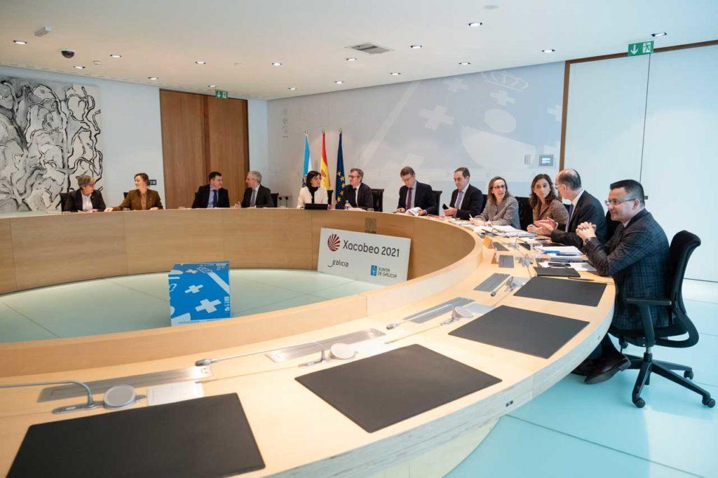 El Consello da Xunta analizó un informe sobre la puesta en marcha del Cheque Brexit para las empresas gallegas.