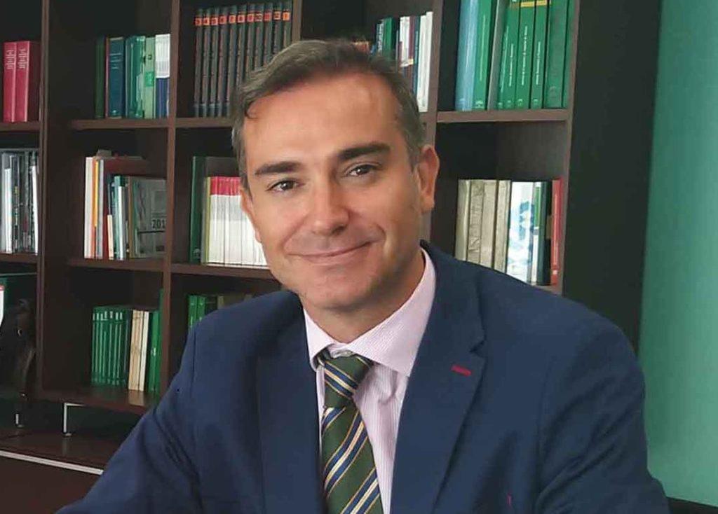 Amós García Hueso, director general de Relaciones con los Andaluces en el Exterior.