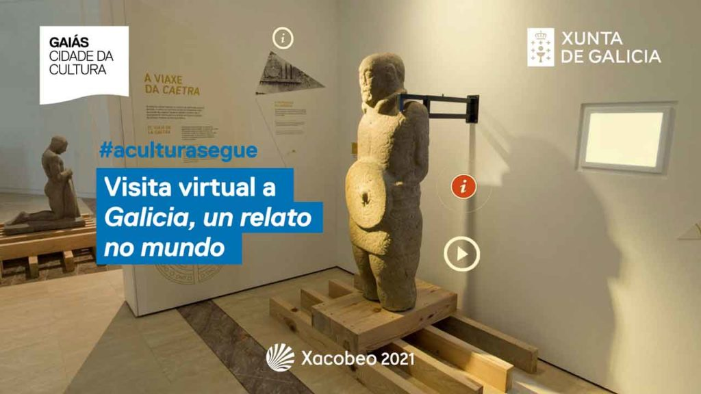 Visita virtual a la exposición.