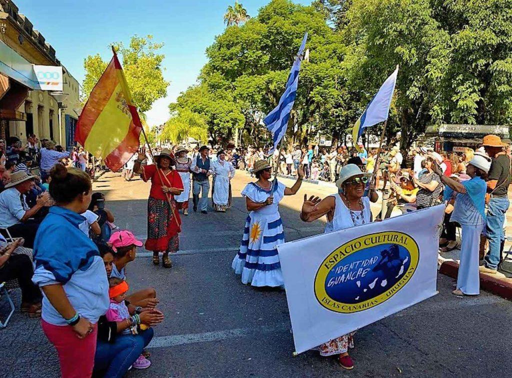 Imagen de archivo de la entidad Espacio Cultural Islas Canarias-Uruguay Identidad Guanche de Montevideo.