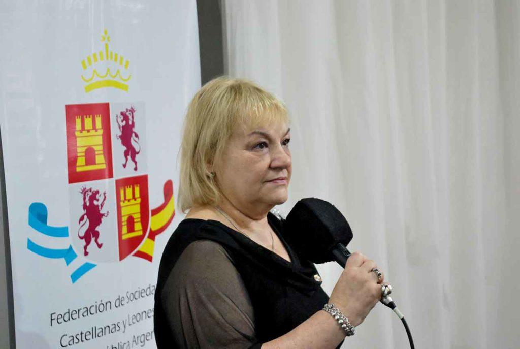 Emilce Arroyo Pastor.