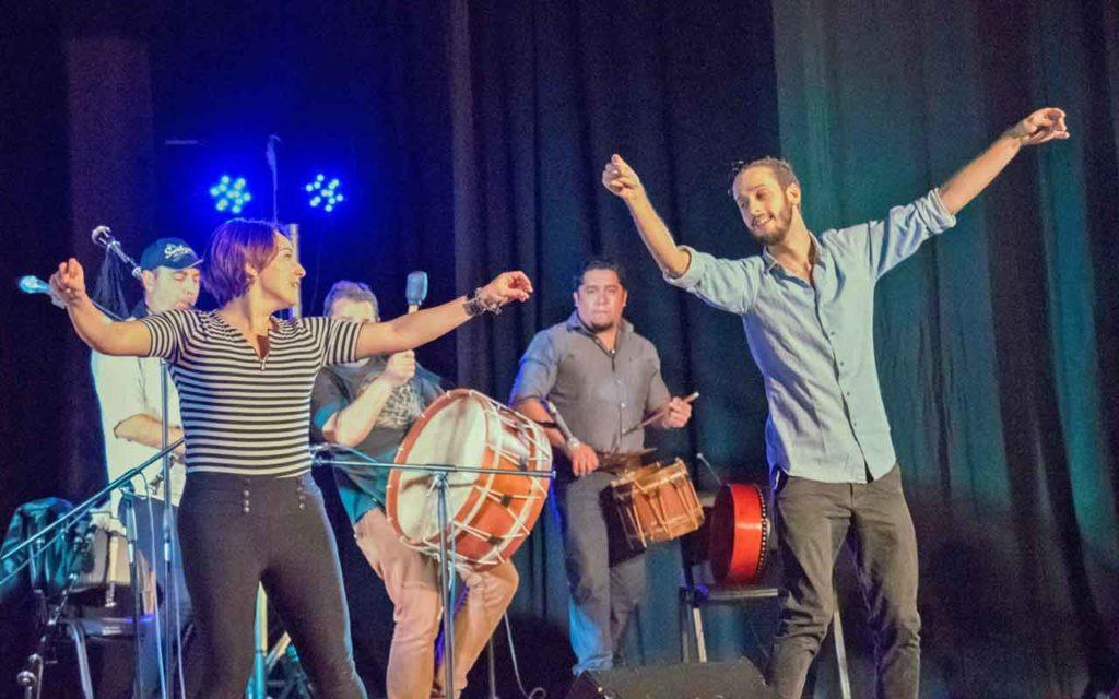 Nicolás Rodríguez Pérez destacó la oportunidad que Aula Galicia Aberta brinda para conocer a nuevas generaciones de gallegos de todo el mundo.
