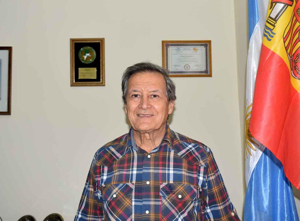 Juan Carlos Herner.