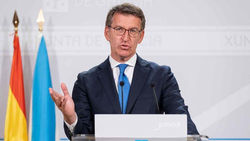 Alberto Núñez Feijóo tomará posesión como presidente de la Xunta el día 5 de septiembre.