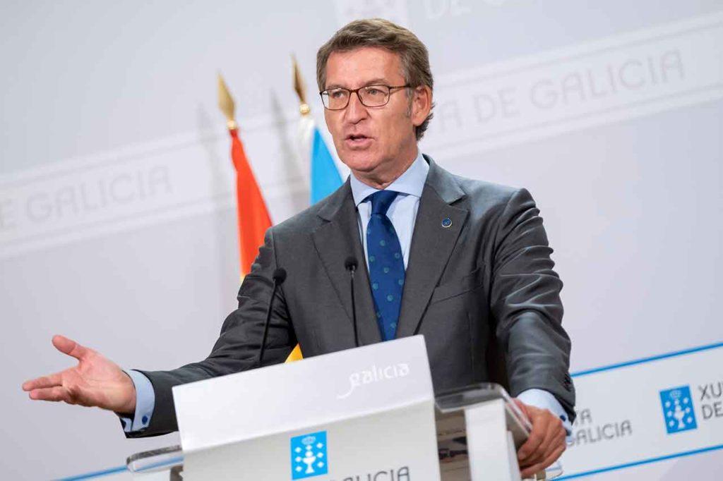 Feijóo destacó que la nueva Lei da Acción Exterior servirá para fomentar el retorno.