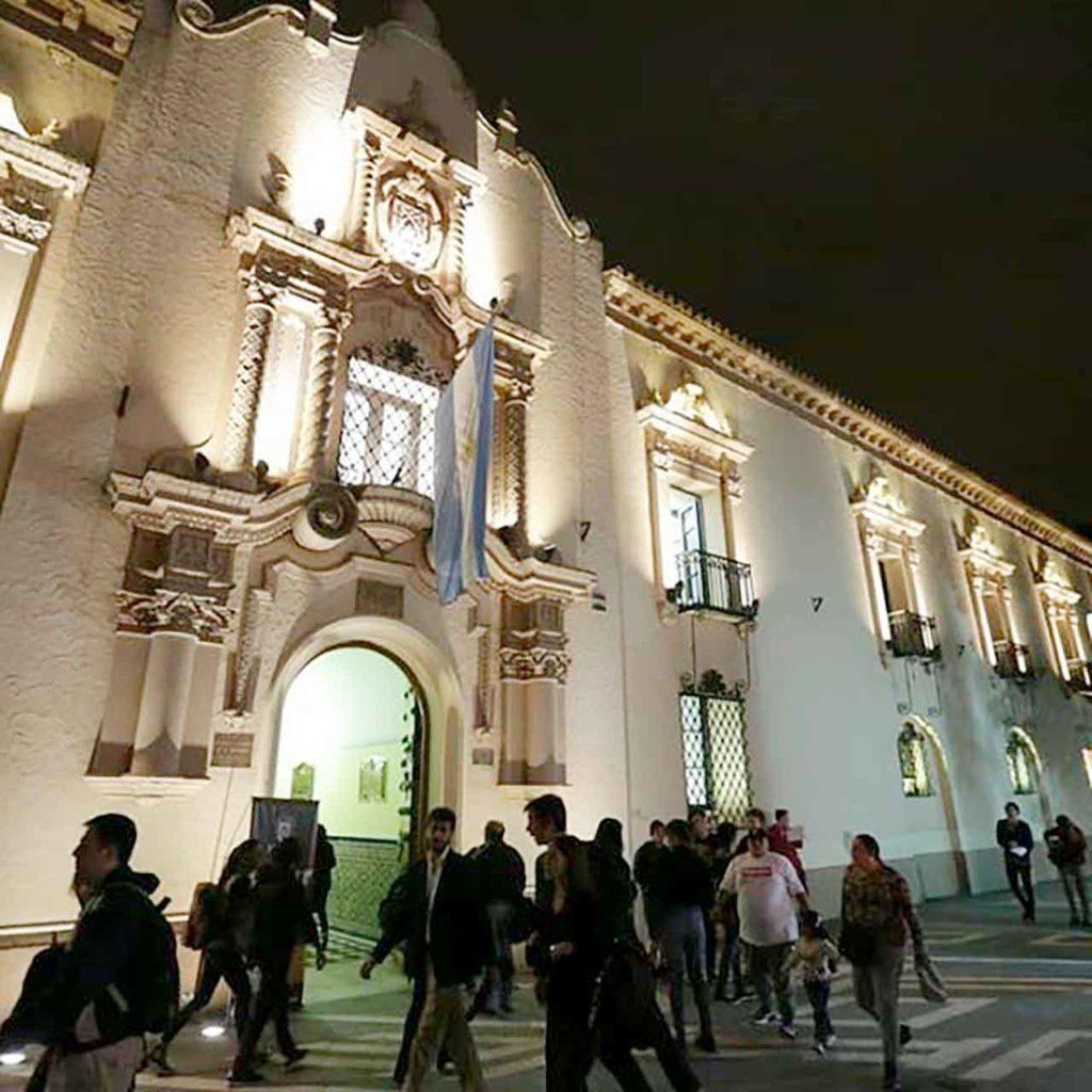 Universidad Nacional de Córdoba.