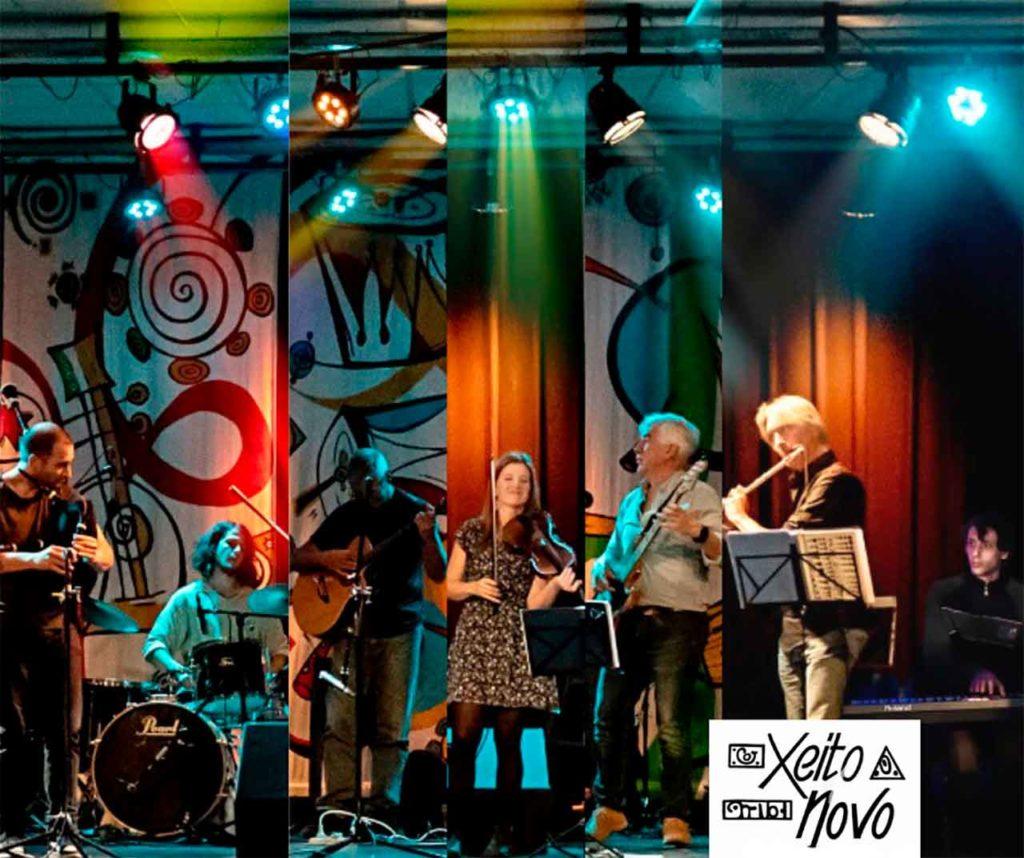 Xeito Novo será uno de los grupos que actúen en el festival solidario.