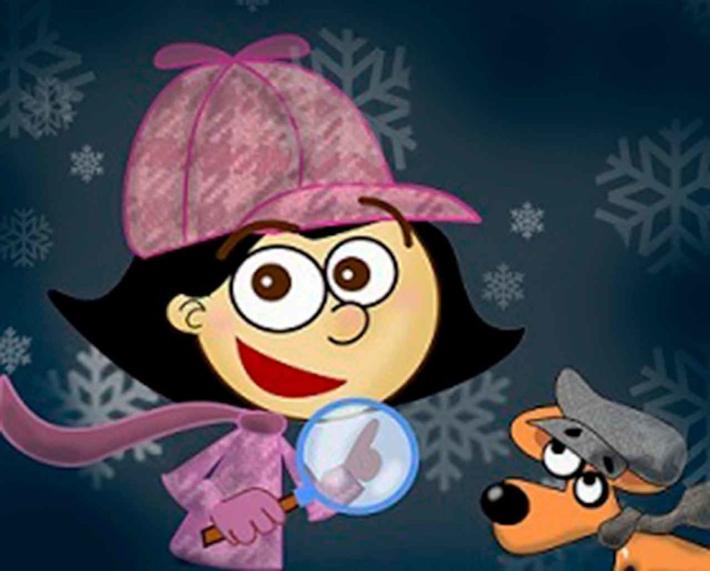 Ilustración del cuentacuentos 'O misterio do Nadal'.