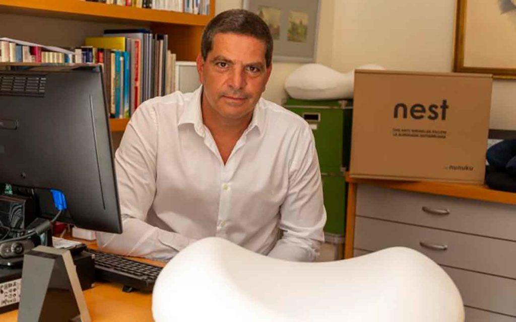 Álvaro Montes retornó de Venezuela y puso en marcha nunuku.com con el apoyo de las Ayudas al Retorno Emprendedor.