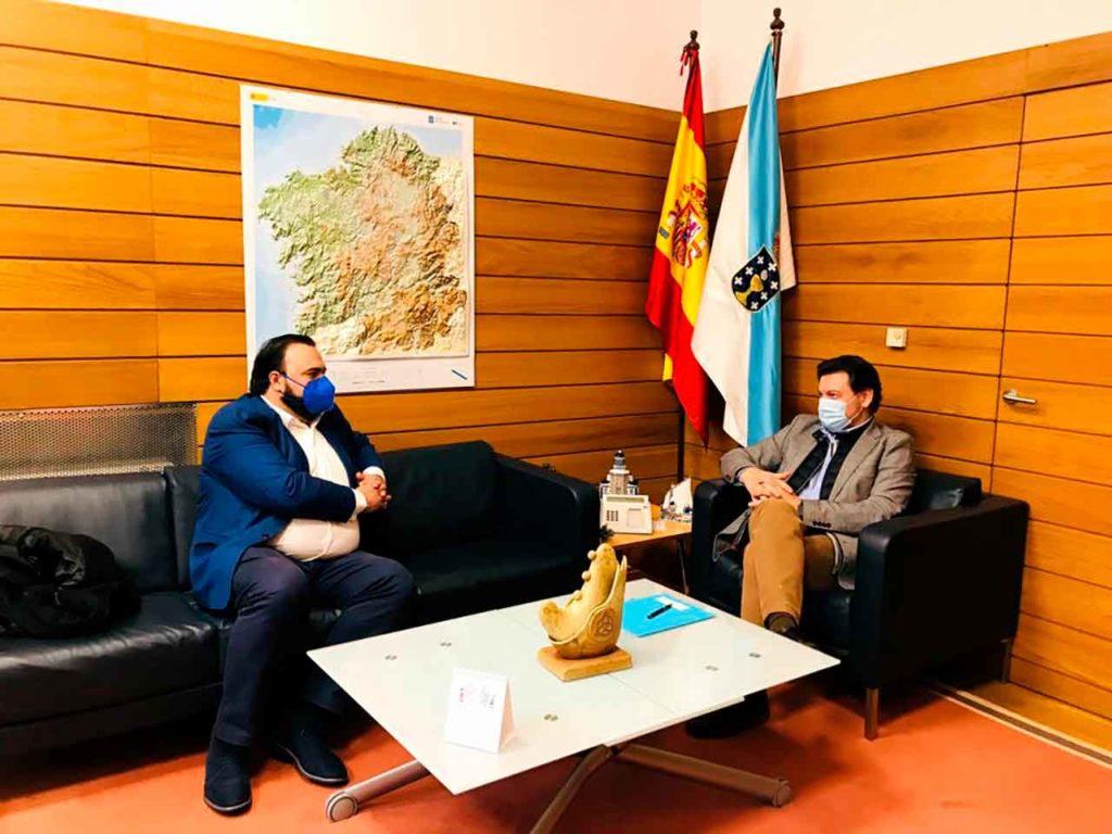 Rodríguez Miranda y Antonio Sánchez Espantoso.