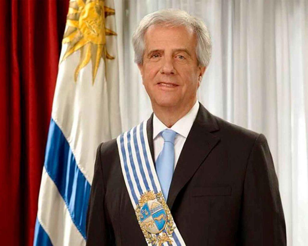 Tabaré Vázquez.