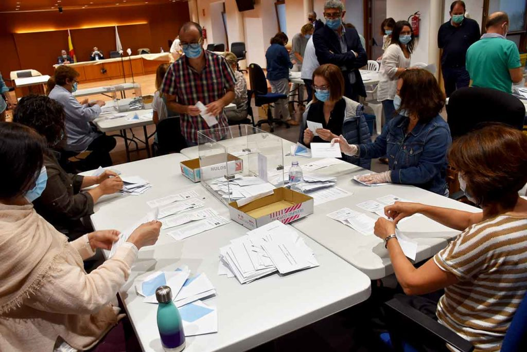 El escrutinio del voto exterior en los comicios catalanes se realizará el 17 de febrero.