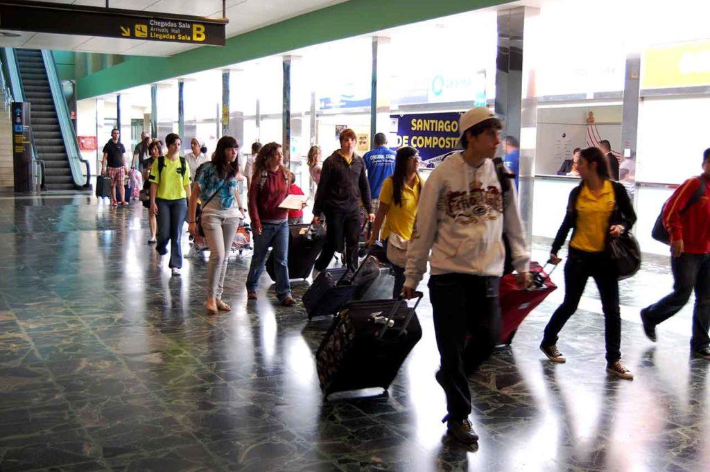 En el primer semestre de 2020 repuntó la emigración de españoles.