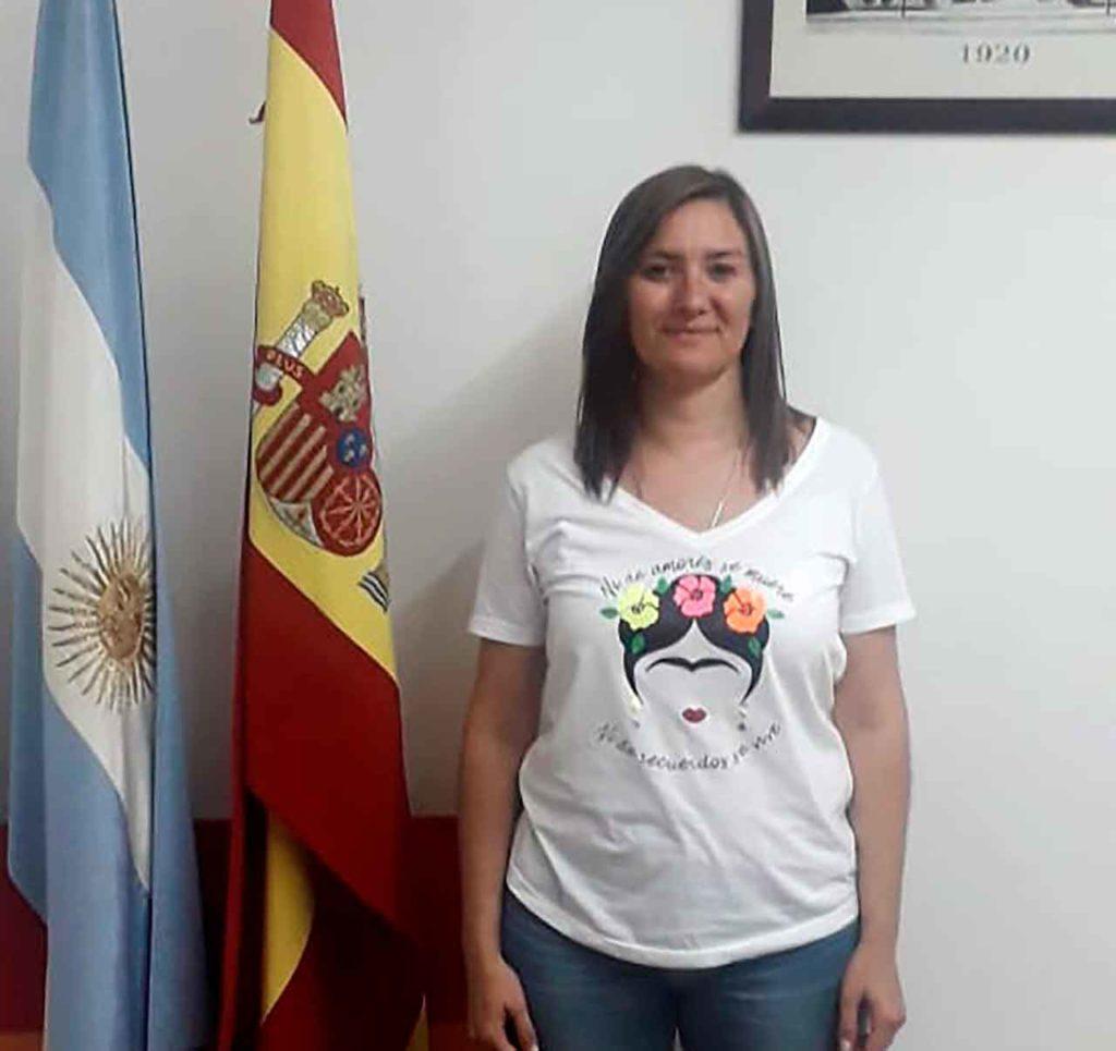 María Guadalupe Rodríguez.