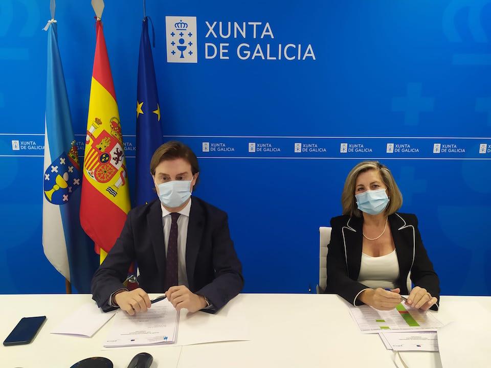 El director xeral de Relacións Exteriores e coa Unión Europea, Jesús Gamallo, presidió la reunión del Consello Galego de Cooperación para o Desenvolvemento (Congacode).
