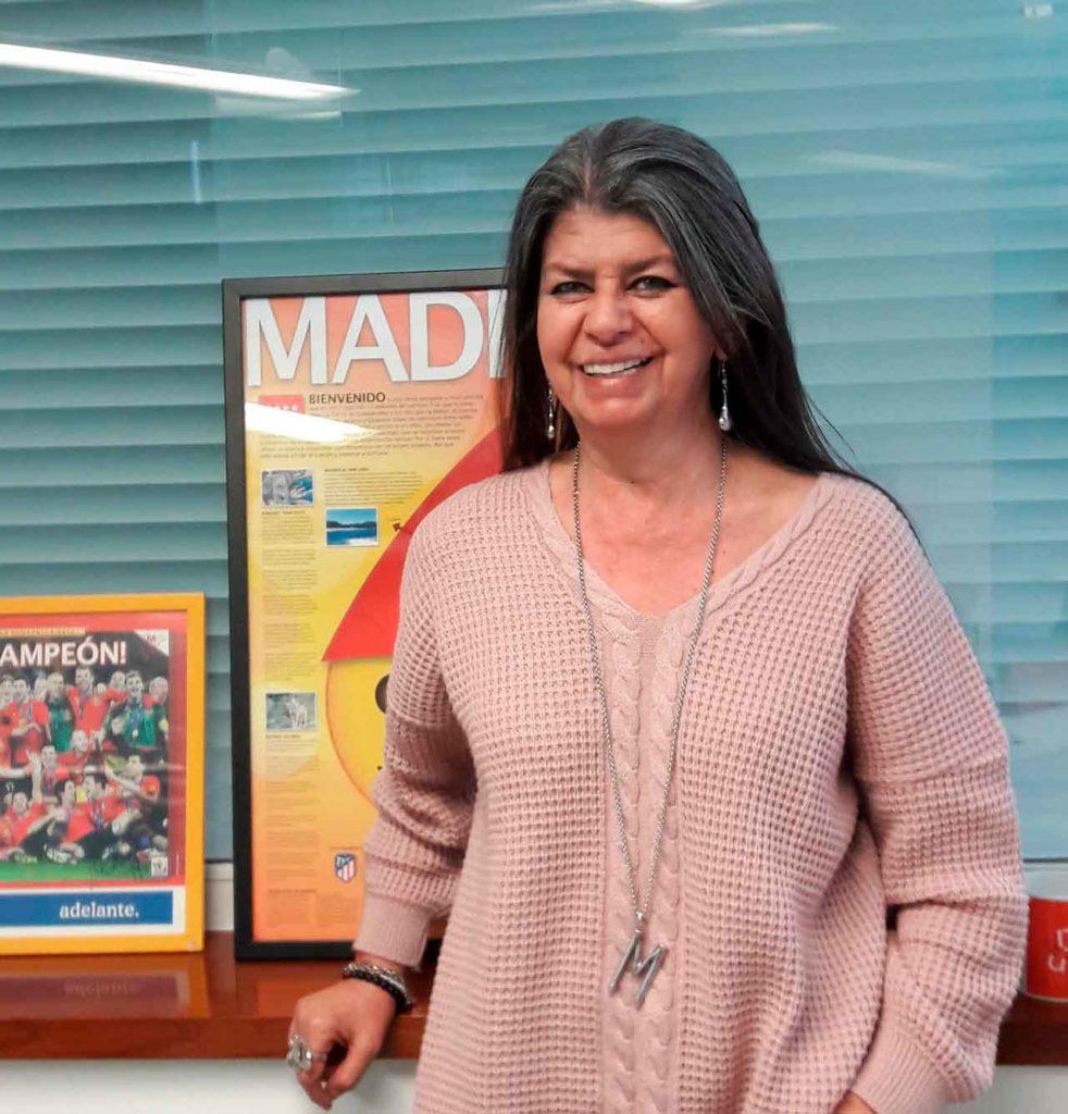 María Teresa Ayuso.