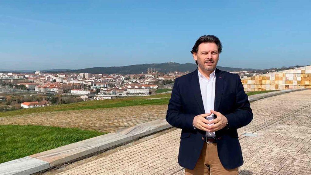 El secretario xeral da Emigración, Antonio Rodríguez Miranda, presentó la nueva iniciativa.