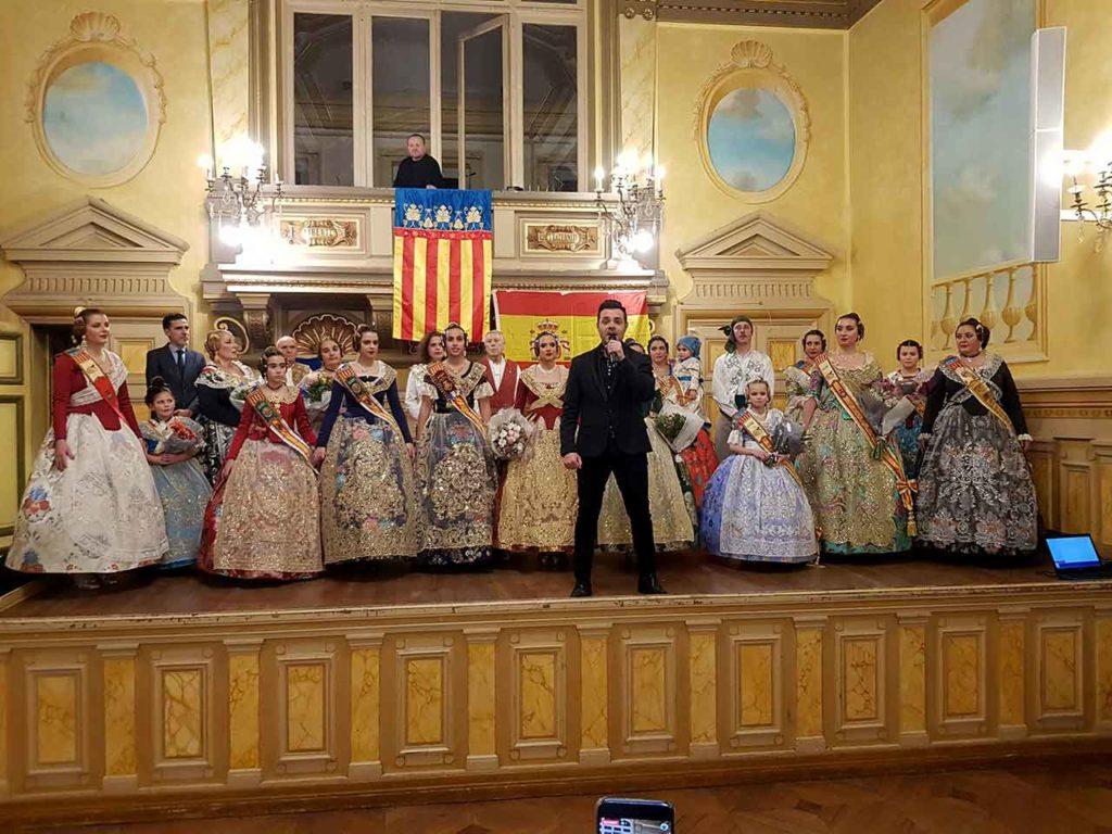 Actividad de la Casa Regional Valenciana de París.
