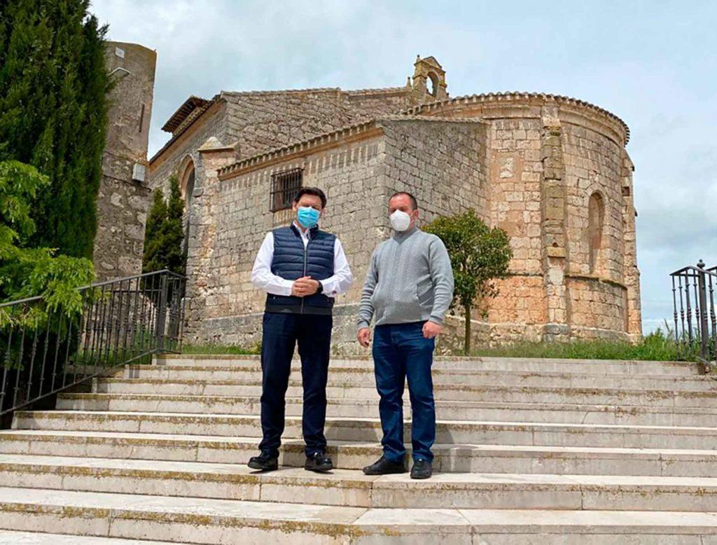 Antonio Rodríguez Miranda y Ángel Ferreiro.