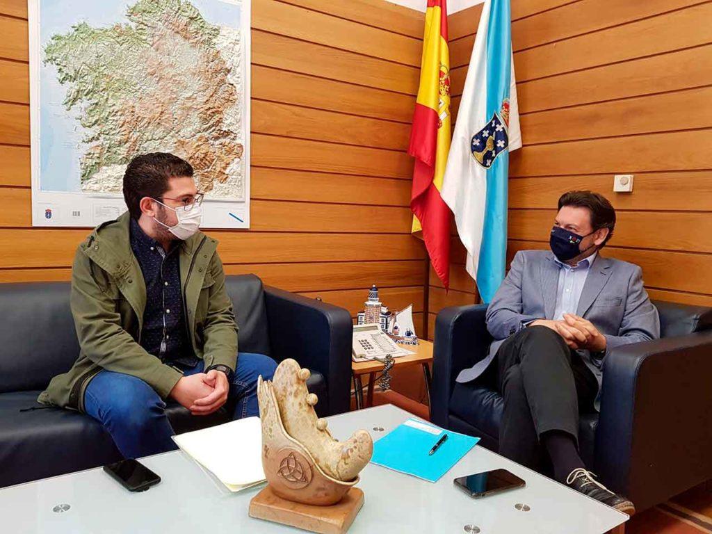 Alexandre Sotelino Losada y Antonio Rodríguez Miranda.