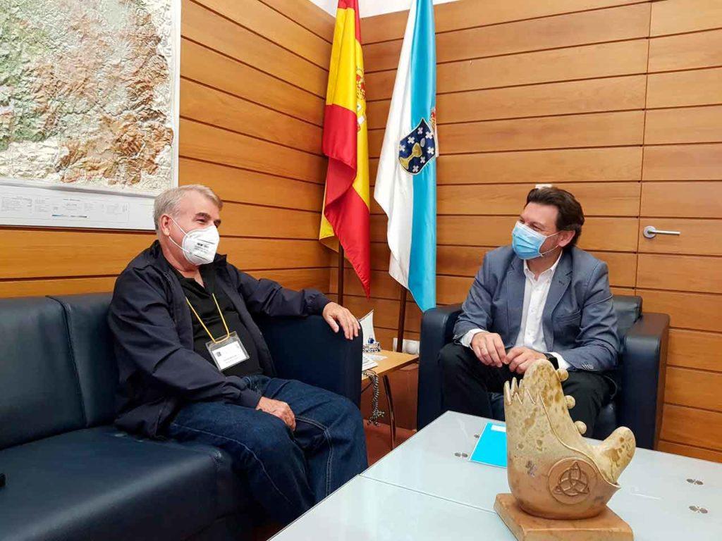 Sergio Guerra y Antonio Rodríguez Miranda.