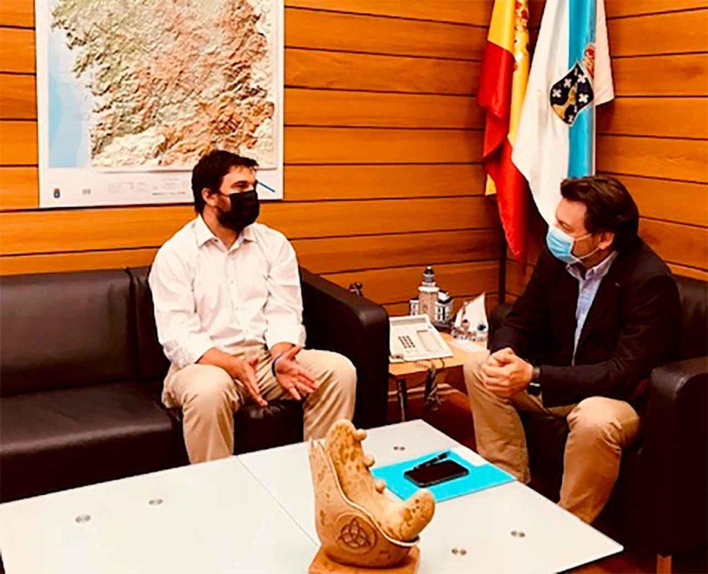 Italo Barasi y Antonio Rodríguez Miranda.