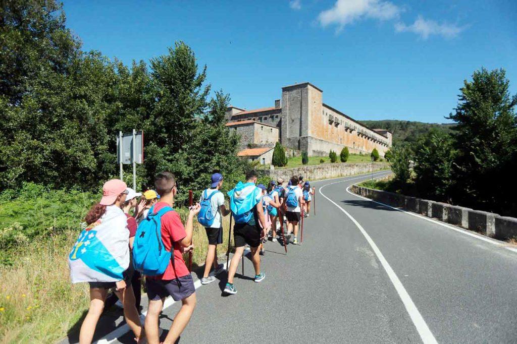 El curso sirvió para difundir la belleza e importancia del Camino de Santiago.