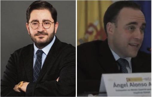 Manuel Muñiz y Ángel Alonso Arroba.