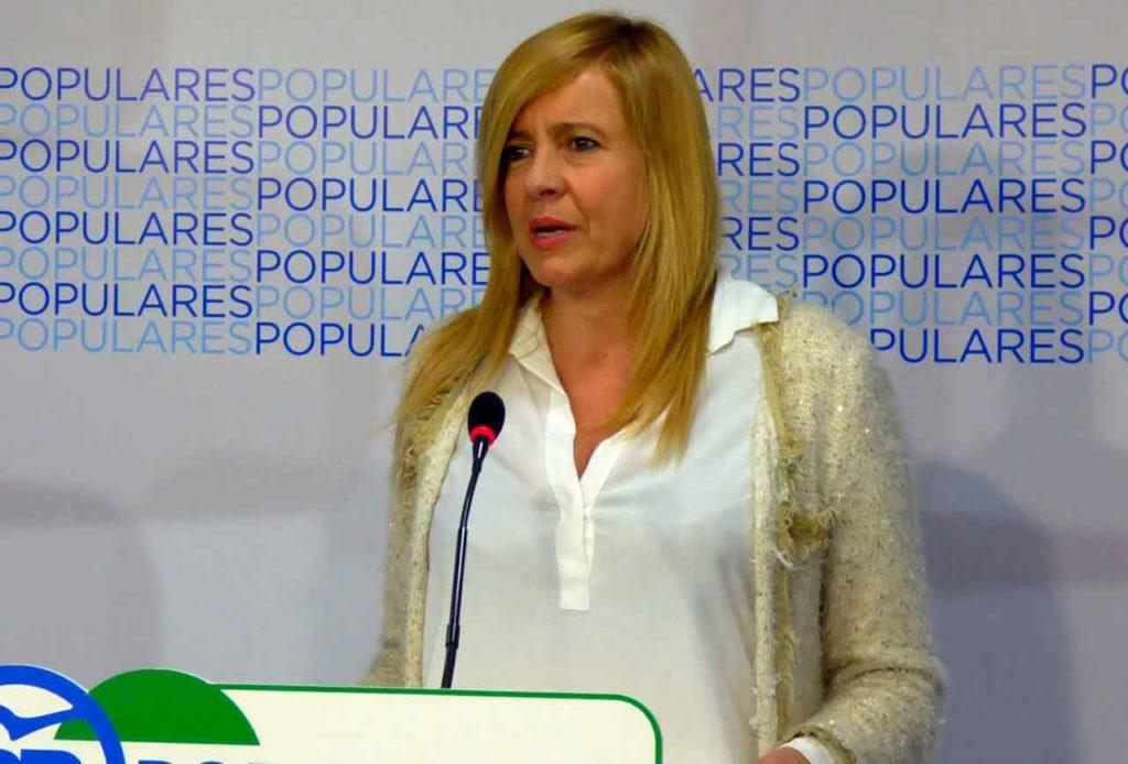 Rosario Alarcón Mañas.