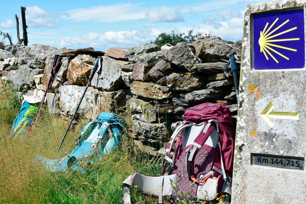 Las personas participantes recorrerán 100 kilómetros del Camino en diferentes etapas hasta llegar a Santiago de Compostela.
