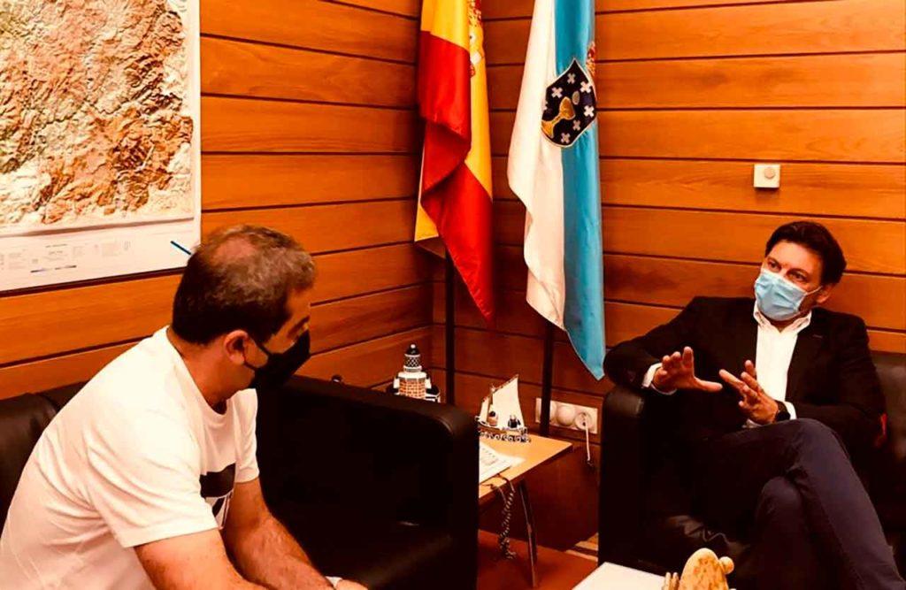 Manuel Figueroa y Antonio Rodríguez Miranda.